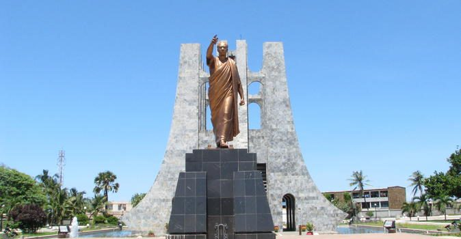 Accra City Tour Package